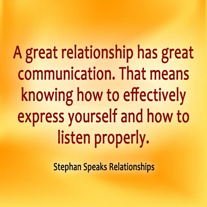 Quotes About Love Relationships: Communication Quotes. QuotesGram