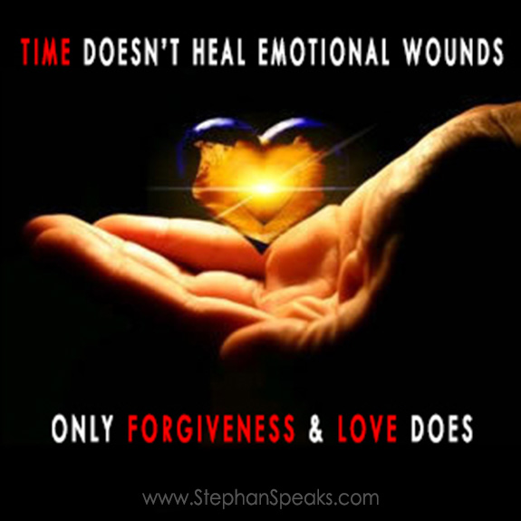 Quotes About Love Relationships: Time Does Not Heal Love Quote