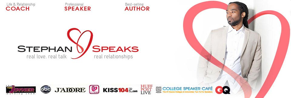 Relationship Expert Advice, Life & Relationship Coach, Speaker - Stephan Labossiere